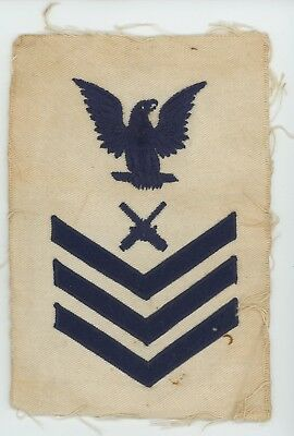 1913 series US Naval Gunners Mate 1st Class rate