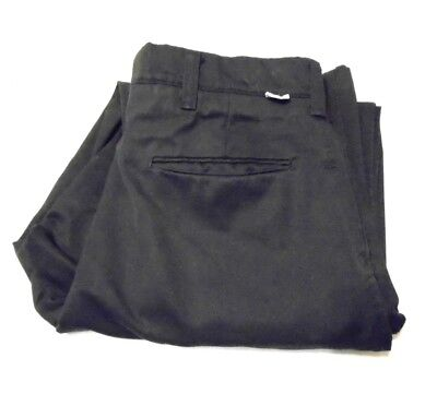 TOPPS Safety Apparel FR Fire Resistant Work Pants Mens Size 32 x 30 EUC Blue 2