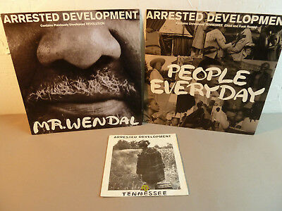 ARRESTED DEVELOPMENT-COLLECTION-2xMaxi & 1 Single - KULT!