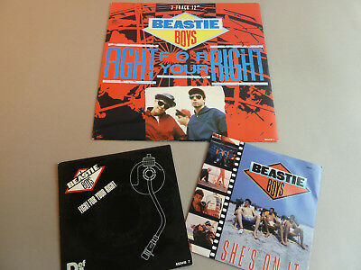 Beastie Boys-Fight For Your Right & She´s On It
