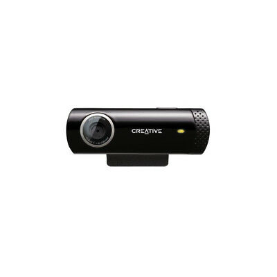 CREATIVE Labs Live Cam Chat HD 73VF070000001 Seller Refurbished
