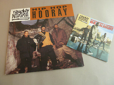Naughty By Nature - Hip Hop Hooray & Everything´s Gonna Be Alright