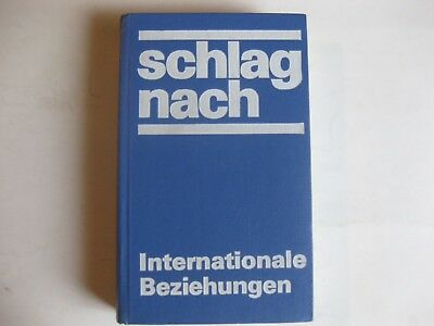 Volkspolizei Schlag nach Internationale Beziehungen MdI 1980