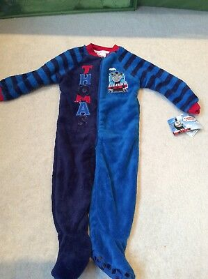 Thomas and friends pramsuit 1-1.5 years bnwt