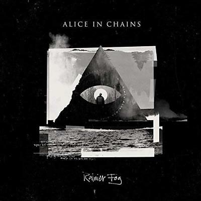 ALICE IN CHAINS-RAINIER FOG-JAPAN CD +Tracking Number