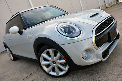2017 Mini Cooper S Fully Loaded Leather Navigation Pano Camera PDC HS 2017 Mini Hardtop Cooper S Highly Optioned New $38k FULLY LOADED Navi Pano Sport