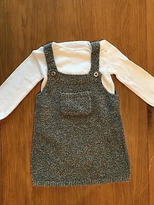 Baby Girl Dress And Top 12-18 Months