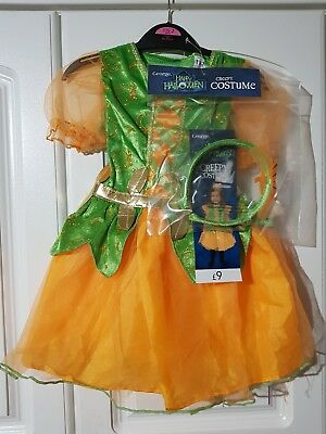GEORGE Baby Girls 18-24 Months HALLOWEEN OUTFIT New With Tags (A493)