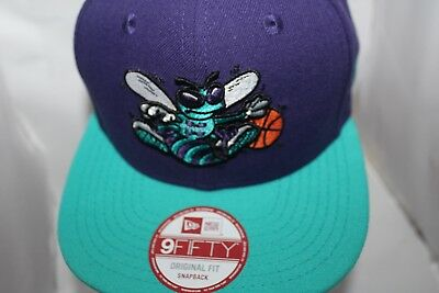 9aec66c342b CHARLOTTE HORNETS NEW Era NBA 2 Tone 9Fifty