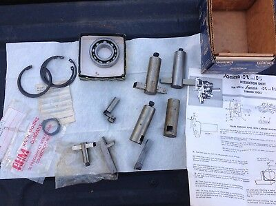 Lot Of Screw Machine Tooling And Tool Holders, Somma Holder,  Boring Bars