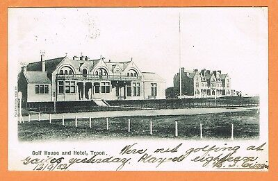 GB Scotland Ayrshire 1902 Troon Golf House and Hotel