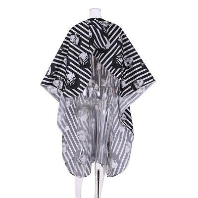 Pro Salon Apron Hairdressing Gown Waterproof Cloth Anti-static Haircutting R7W6