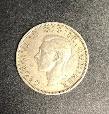 Great Britain 1950 | Half Crown 1/2 Cr