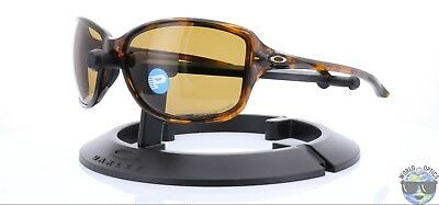 f0752441759 Oakley Cohort Women s Sunglasses OO9301-05 Tortoise w  Bronze Polarized Lens