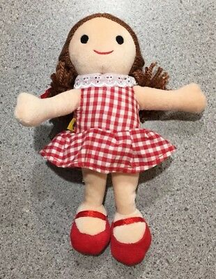 """Build A Bear Rudolph Island of Misfit Toys Dolly For Sue Plush doll 10"""""""