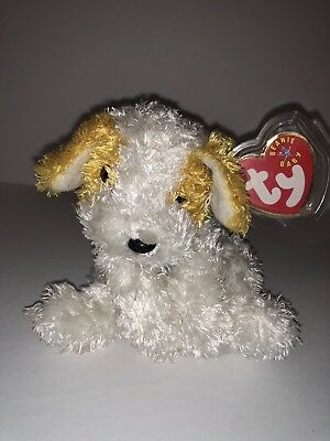 5f59b04d37d Ty Beanie Baby Darling Plush Dog Stuffed Animal Puppy Toy Doll Cute