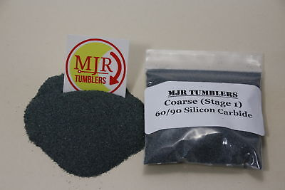 2 lb of 60/90 Grit Coarse Rock Tumbling Silicon Carbide Polish for Lapidary use