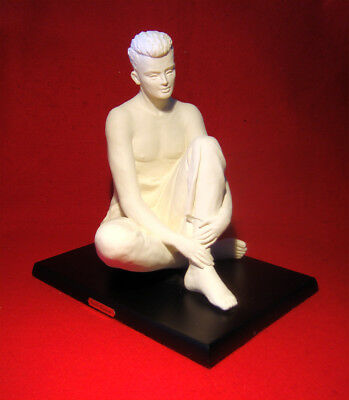 Emilio Casarotto Young Man Figurine Signed Made In Italy