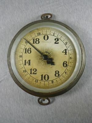 Jacob Bros. Co. Antique Hanging Scale