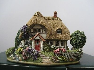 """Lilliput Lane L2371 """"Bunny Burrows"""" New, In Mint condition with deed."""