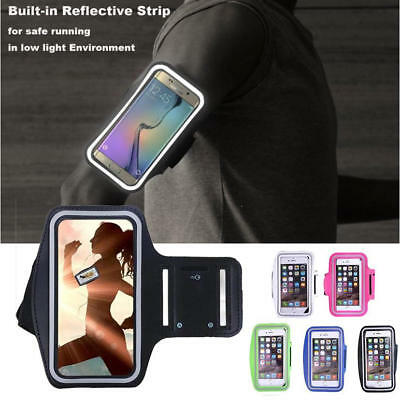 A7B9 Sports Gym Running Slim Armband for Samsung Galaxy S8/S8 Plus Arm Band Case