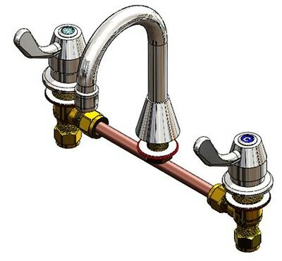 Enware EXPO LEVER BASIN SET Fixed Outlet With Aerator *Australian Brand
