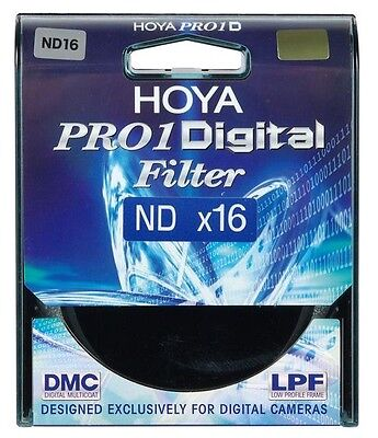 Hoya 67mm Pro-1 Digital ND16 Filter (UK)