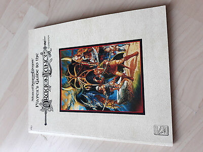 AD&D 2nd  Edition Player´s Guide to the Dragonlance Campaign