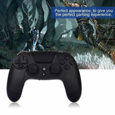 Wireless Bluetooth Gamepad Remote Game Controller Vibration Motor For PS4 AU