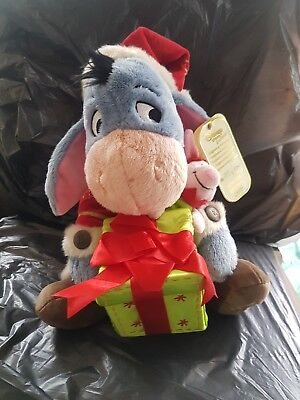 2007 Limited Edition Eeyore & Piglet Soft Toy Collectible