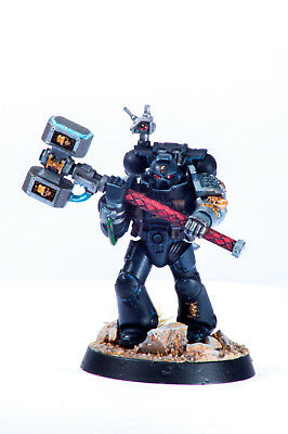 Warhammer 40k, Kill Team  Deathwatch Space Marines Black Templars (3)