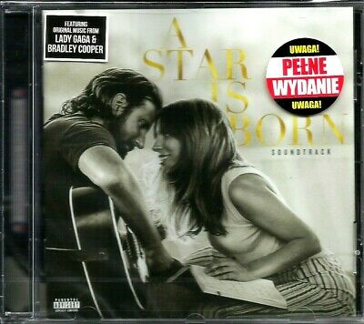 A Star Is Born [ SOUNDTRACK ] Polish release