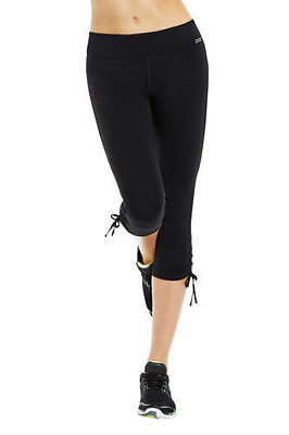 Lorna Jane Womens Olympia Core Stability Tights 7/8 Length Pants Size S/10 SALE!