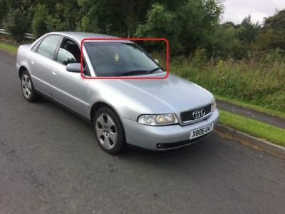 Audi A4 Se 1.8 Apt 2000 Saloon Silver Wiper Arm + Full Car Breaking Parts Spares