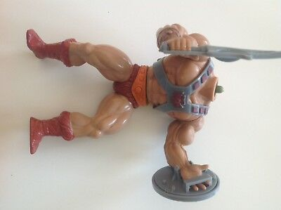 Masters Of The Universe He Man Taiwan Actionfigur Vintage He Man Motu