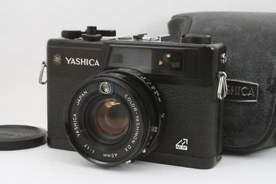 *Excellent+++++* Yashica Electro 35 GX Disassembled Cleaned, light seal replaced