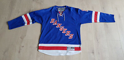 New York Rangers NHL Reebok Jersey Trikot Home Gr. M Brad Richards #19