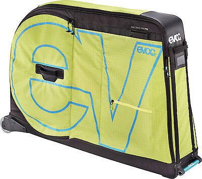 EVOC Travel Bag Bike PRO Transporttasche Lime um 469.- Aktion inkl. Versand