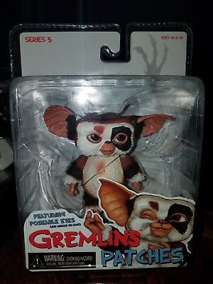 "NECA Gremlins 7"" Scale Action Figure Mogwais Series 5  Patches"