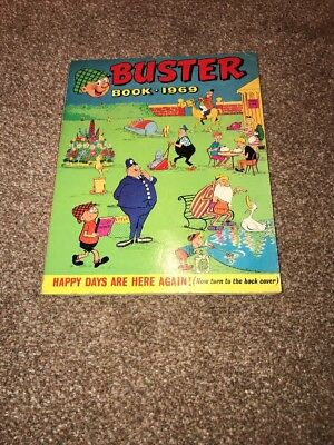 Buster Book 1969