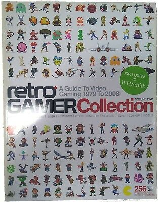 = Retro Gamer Collection Volume 2 Bookazine [Guide To Video Gaming 1979-2008] =