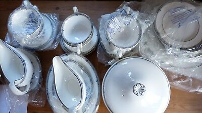 WEDGWOOD 'Amherst' Fine Bone China - ALL ITEMS in EXCELLENT & PRISTINE CONDITION