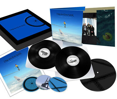 DREAM THEATER 'A Dramatic Turn Of Events' Ltd. Collector's Edition US BOX