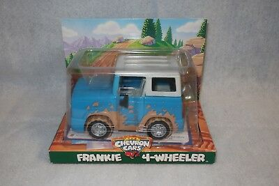 Chevron Cars ~ NIB ~ Never Opened ~ Frankie 4-Wheeler