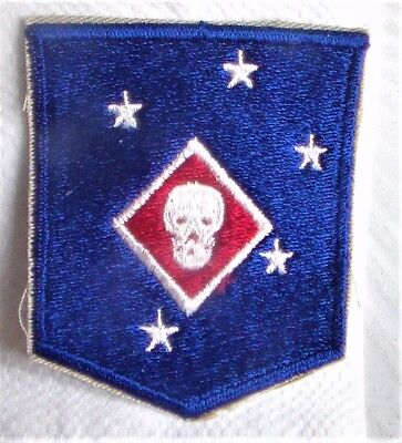 Full Size 100% Original Usmc W.w. Ii Raider Patch