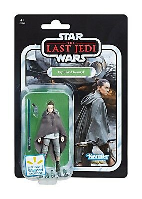 STAR WARS - Vintage Collection: Rey Island Journey - Walmart Exclusive -sold out