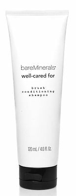 NEW Full Bare Escentuals bareMinerals Well Cared For Brush Conditioning Shampoo
