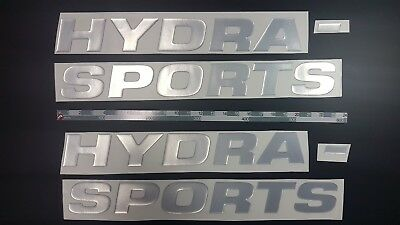 "HYDRA-SPORTS boat Emblem 45"" + FREE FAST delivery DHL express"