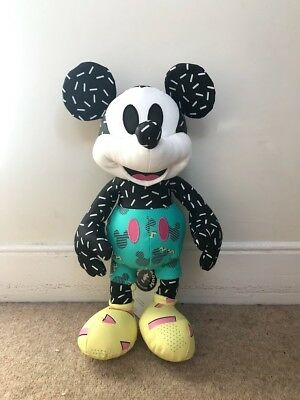 Disney Mickey Mouse Memories Limited Edition Plush September 9/12 UK