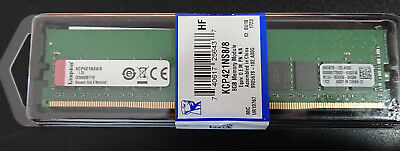 Kingston,8GB DDR4 2133MHz Modul,KCP421NS8/8,DIMM 288-PIN